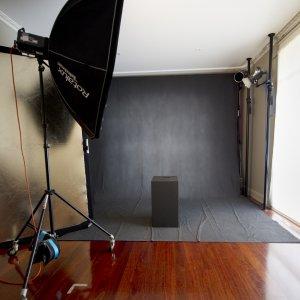inside studio
